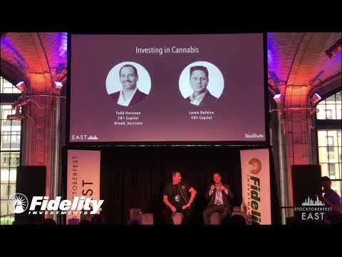 Investing in Cannabis - Stocktoberfest East 2018