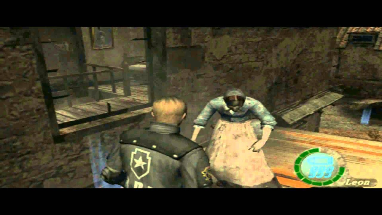 How To Cheat Resident Evil 4 On Ps2 Youtube