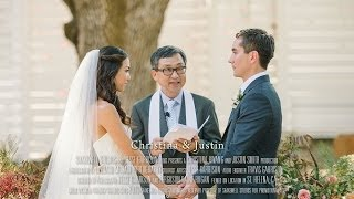 Durham Ranch, St. Helena CA {{ Napa Wedding Highlights Video }}