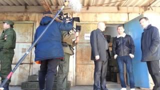 Один против всех. Фильм снимали в Севастополе, в Инкермане,  в  2014 г.