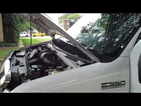 2012 Ford Econoline Commercial Cutaway Engine Crank Dallas Fort Worth, TX #33715