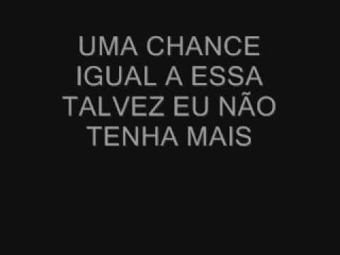 Última Chance - Play Back Legendado