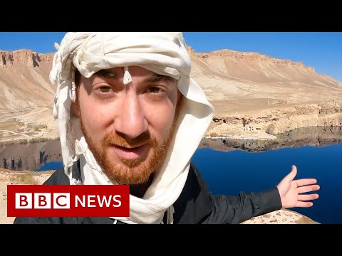 A tourist, in Afghanistan? - BBC News