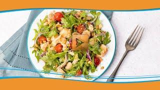 Lobster Arugula Salad