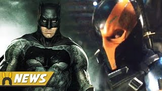 Batman solo movie confirmed for 2018 & what to expect