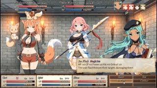 Sakura Dungeon 15# Get a Left Key!