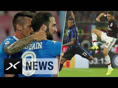 Giacomo Bonaventura gegen Lieblingsgegner Inter Mailand | Fünf Fakten vor dem 22. Spieltag