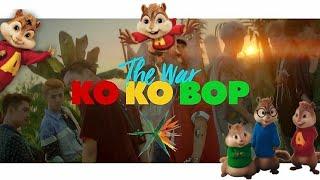 EXO - Ko Ko Bop (Chipmunk Version)