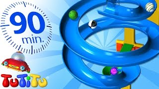 TuTiTu Compilation | Marble Race | And Other Popular Toys for Children | 90 Minutes!