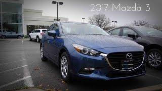2017 Mazda 3 Sport 2.0 L 4-Cylinder Review