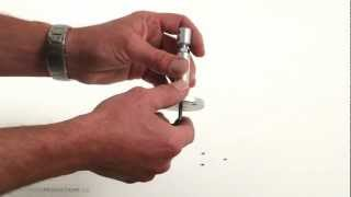 How To Install Wire Suspension Surface Mounts