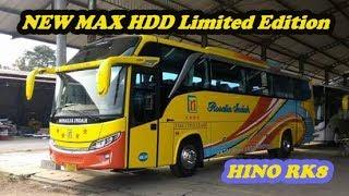 JOSS... Armada Terbaru MAX HDD Limited Edition ROSALIA INDAH...