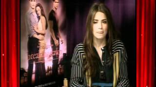 Nikki Reed Talks About