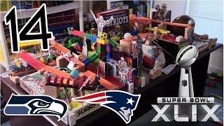The Super Bowl XLIX Machine