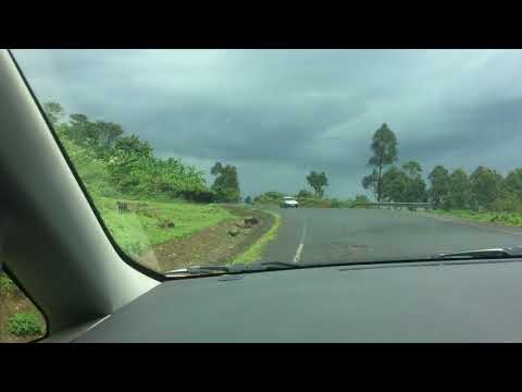 ROAD TRIP TO MBALE, SIPI FALLS IN KAPCHORWA EASTERN UGANDA