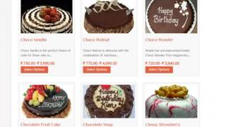 How to Order Cake Online