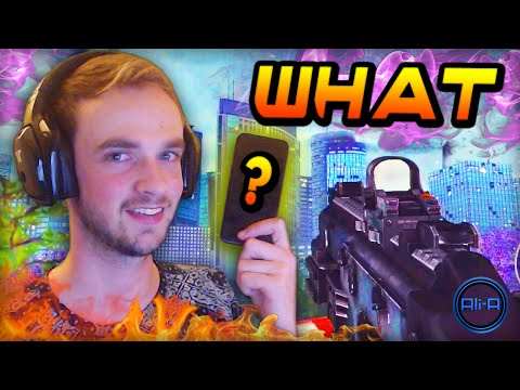 WHAT IS THIS? - Ali-A plays Modern Combat 5!