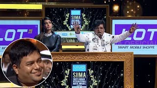 Ali Funny Satires On Lakshmi Manchu's Singing Talent