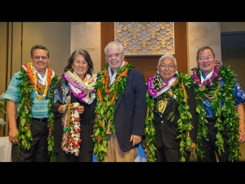 Distinguished University of Hawaii Alumni Honored for Achievements