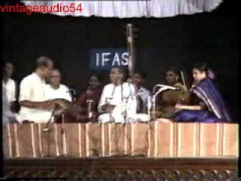 D.K.Jayaraman-T.Rukmini-UKS-V.Nagarajan- Kapali-Mohanam
