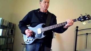 Archie Bell And the Drells, Tighten Up Bass Cover