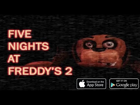 Five Nights at Freddy's 2 store video