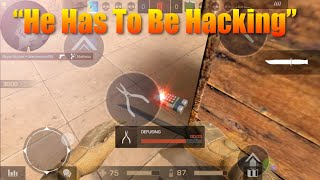 StandOff 2 Dumb Youtuber thinks Pro Player is Hacking🤦♂️