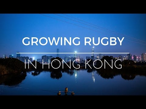 Growing Rugby's Future in Rural Hong Kong
