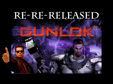 Gunlok Re-Re-Released Classic With New Game Play And Review RTS RPG Strategy Top Down Shooter