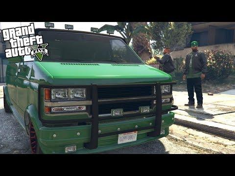 JOINING A GANG - WORLDWIDE TERRITORY!! (GTA 5 Mods)