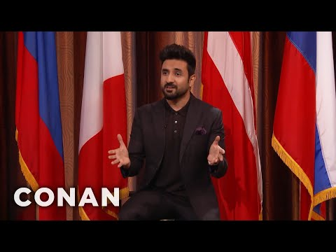 Vir Das Presents News From The Rest Of The World  - CONAN on TBS