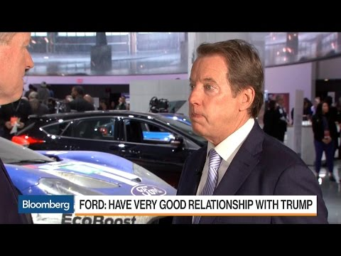 Bill Ford: Scrapping Mexico Plant Is a Business Decision