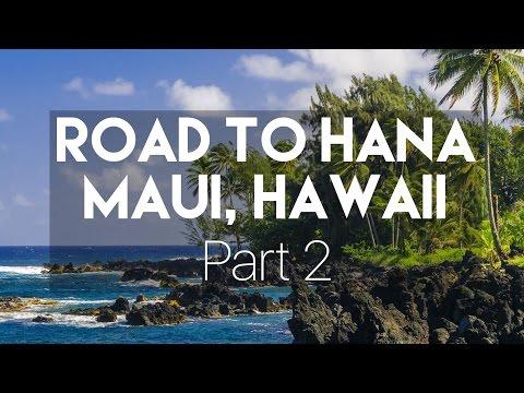 (GOT LOST!!) TOURING MAUI // ROAD TO HANA