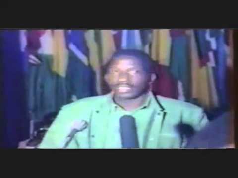Thomas Sankara - Discours au sommet d' Addis Abéba le 29 juillet 1987