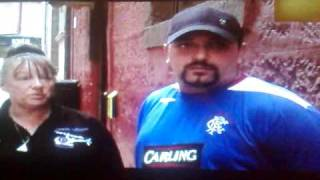 "Rangers supporters - ""We dont class ourselves as bigots"""