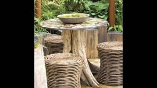 Gambar cover Rustic garden ideas