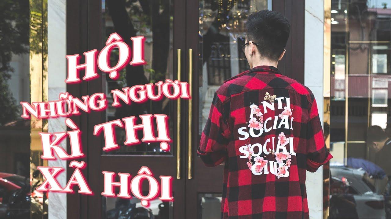 Anti Social Social Club flannel kkoch : thích lắm thì mới nên mua
