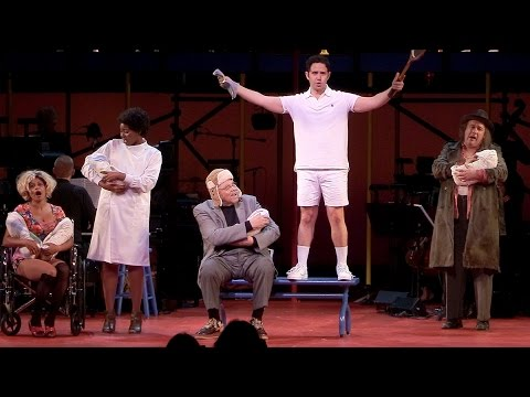 Skylar Astin, Santino Fontana, and More Take the Stage in God Bless You, Mr. Rosewater