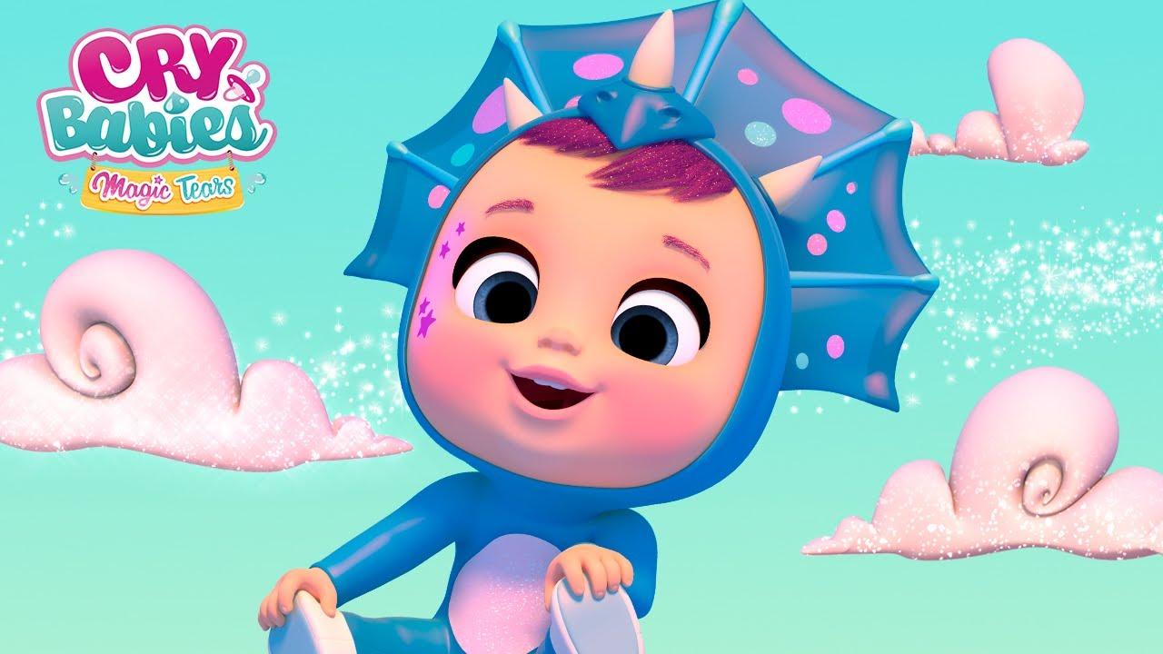 🔮 TINA 💜 miłośniczka kosmosu 🔮 CRY BABIES 💧 MAGIC TEARS 💕 Bajki dla dzieci po polsku
