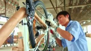 Производство велосипедов Viva bicycles   эксклюзив от WestRoad(, 2015-10-28T12:54:41.000Z)