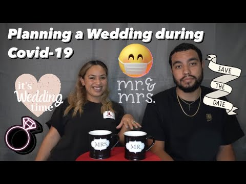 Planning A Wedding During Covid 19