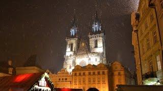 видео Встреча Нового года в Праге