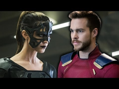 Mon-el gets a new costume! Sam fully becomes Reign! Supergirl 3x15 Trailer Breakdown