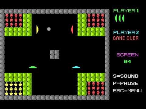 DOS Game: Bat'n Ball thumbnail