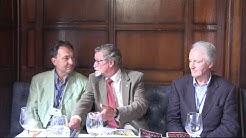 Felixstowe Book Festival 2016 - Michael Ninnmey interviews Guy Fraser Sampson and Hugh Fraser