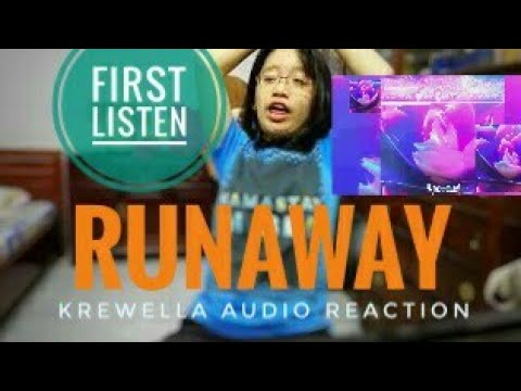 REACTION: Runaway (Krewella) Audio