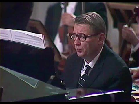 Boris Tchaikovsky plays Boris Tchaikovsky Juvenile - video 1985