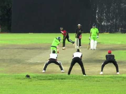 Trinidad and Tobago U-17 v CIMA Cricket Club