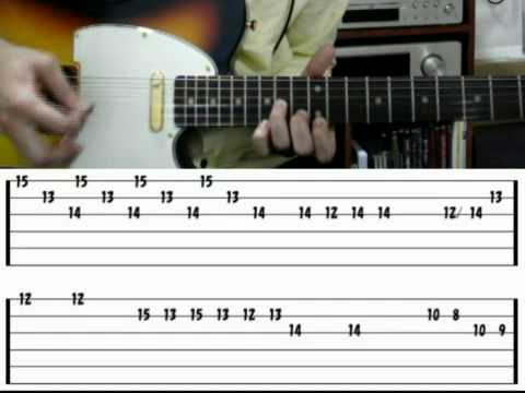 How To Play Californication With Tab Slane Castle Intro Red Hot