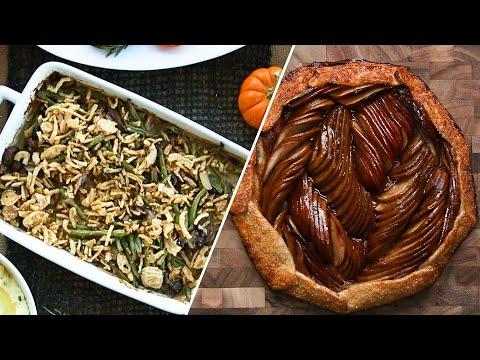 Tasty Holiday Sides & Desserts